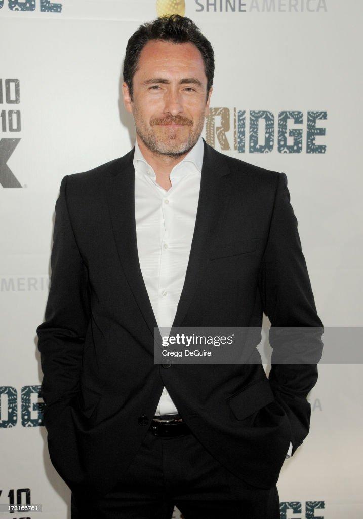 "Series Premiere Of FX's ""The Bridge"""