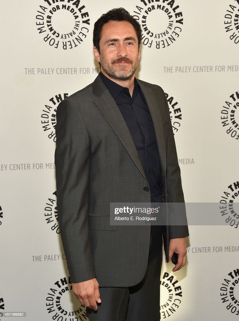 Actor Demian Bichir attends The Paley Center For Media Presents FX's 'The Bridge' at The Paley Center for Media on June 24, 2014 in Beverly Hills, California.