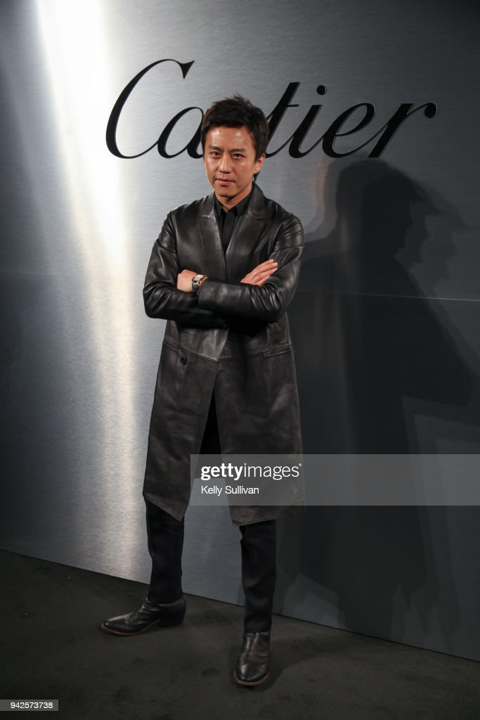 Cartier Celebrates The Launch Of Santos de Cartier Watch - Arrivals