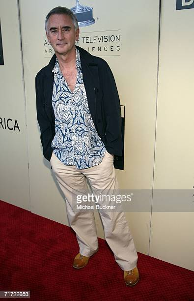 Actor Denis Lawson arrives at the BAFTA/LAAcademy of Television Arts and Sciences Tea Party at the Century Hyatt on August 26 2006 in Century City...