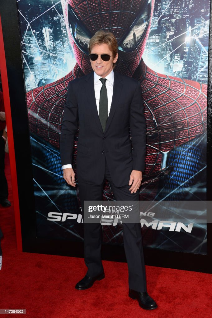 Actor Denis Leary arrives at the premiere of Columbia Pictures' 'The Amazing Spider-Man' at the Regency Village Theatre on June 28, 2012 in Westwood, California.