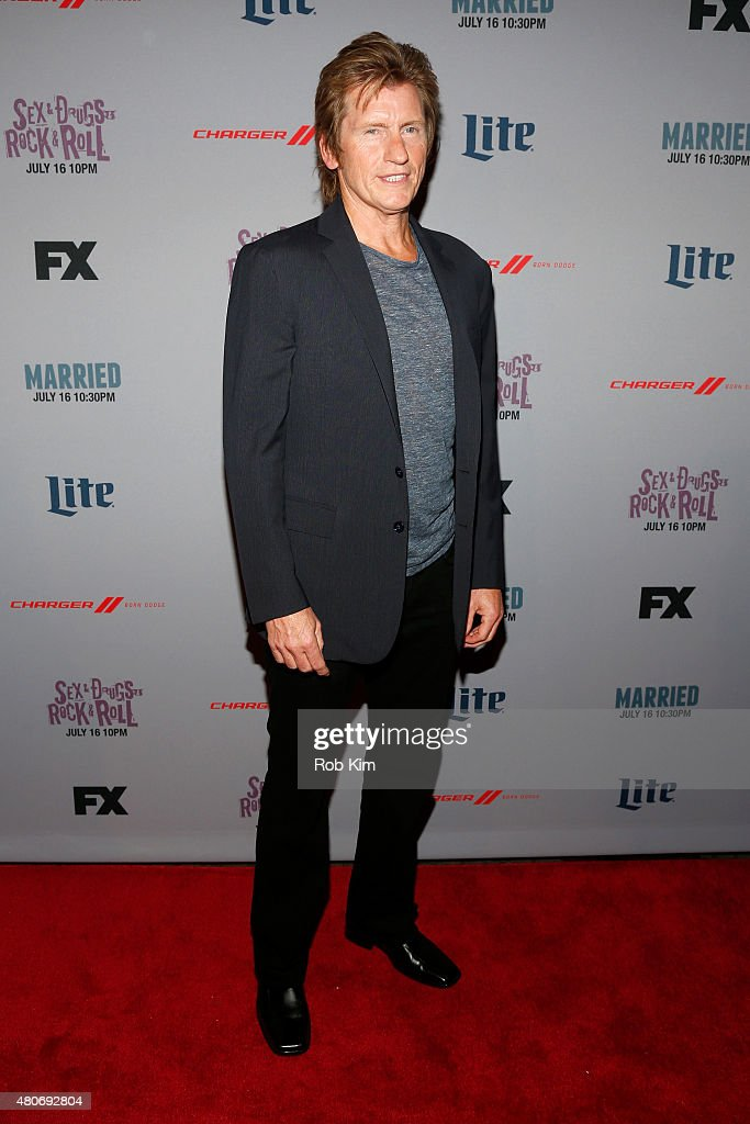"""Sex&Drugs&Rock&Roll"" New York Series Premiere"