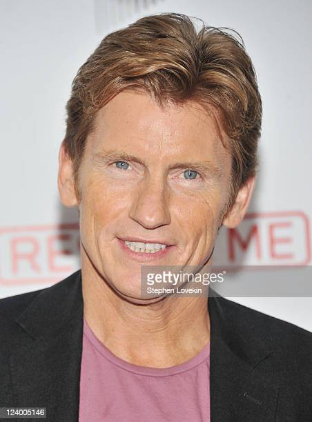 Actor Denis Leary attends the Rescue Me Season 7 series finale episode screening at the Ziegfeld Theatre on September 7 2011 in New York City