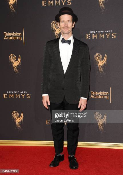 Actor Denis O'Hare attends the 2017 Creative Arts Emmy Awards at Microsoft Theater on September 10 2017 in Los Angeles California