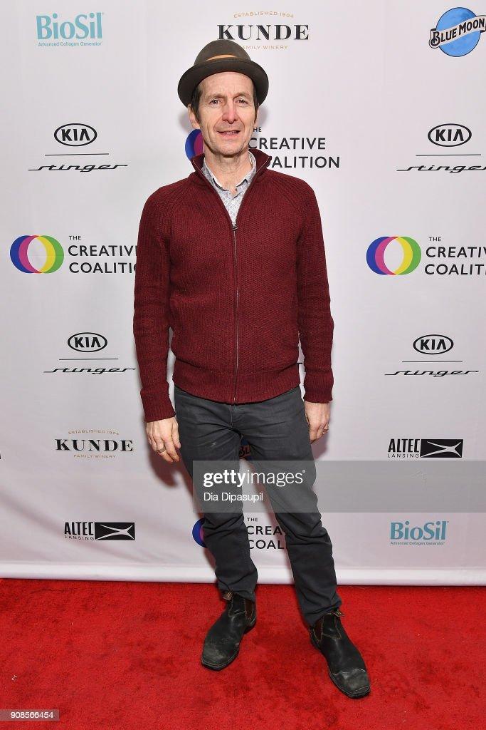 2018 Creative Coalition Spotlight Initiative Gala Awards Dinner
