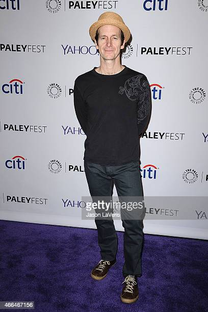 Actor Denis O'Hare attends the American Horror Story Freak Show event at the 32nd annual PaleyFest at Dolby Theatre on March 15 2015 in Hollywood...