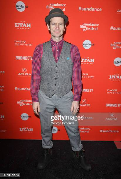 Actor Denis O'Hare attends the 'Lizzie' Premiere during the 2018 Sundance Film Festival at Park City Library on January 19 2018 in Park City Utah