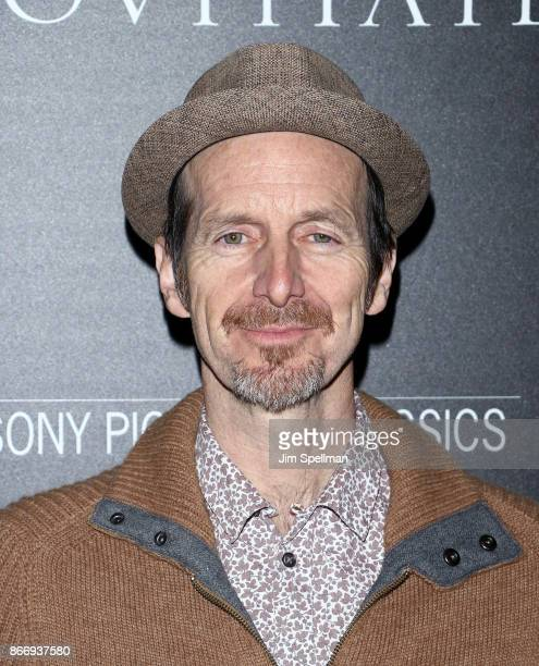 Actor Denis O'Hare attends the screening of Sony Pictures Classics' 'Novitiate' hosted by Miu Miu and The Cinema Society at The Landmark at 57 West...