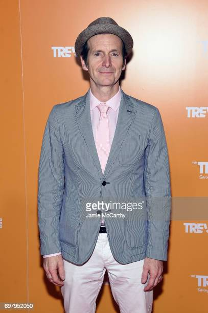 Actor Denis O'Hare attends The Trevor Project TrevorLIVE NYC 2017 at Marriott Marquis Times Square on June 19 2017 in New York City