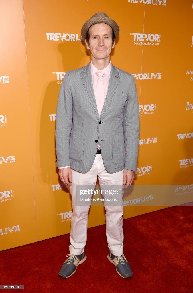 The Trevor Project TrevorLIVE NYC 2017 - Arrivals & Cocktails