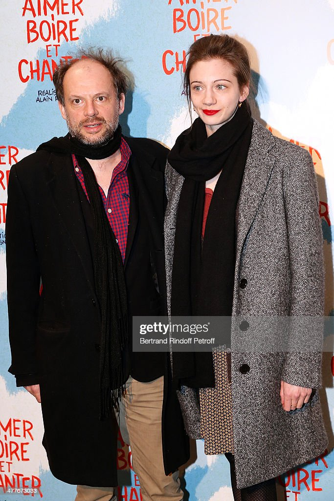 'Aimer, Boire Et Chanter' Paris Premiere At UGC Normandy : News Photo