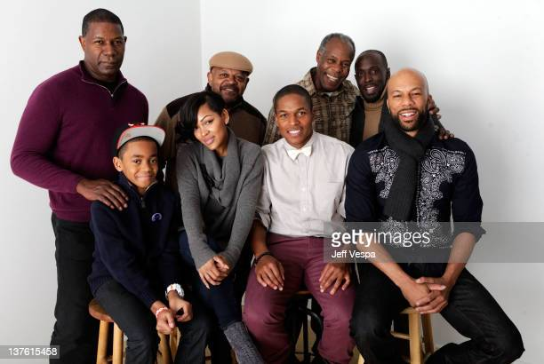 Actor Dennis Haysbert actor Michael Rainey Jr actress Meagan Good actor Charles S Dutton writer/director Sheldon Candis actor Danny Glover actor...