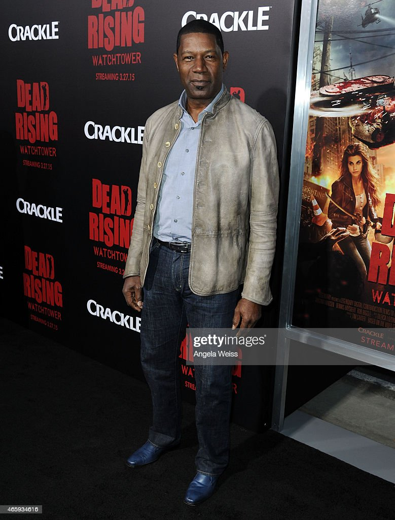 "Premiere Of Crackle's ""Dead Rising: Watchtower"""