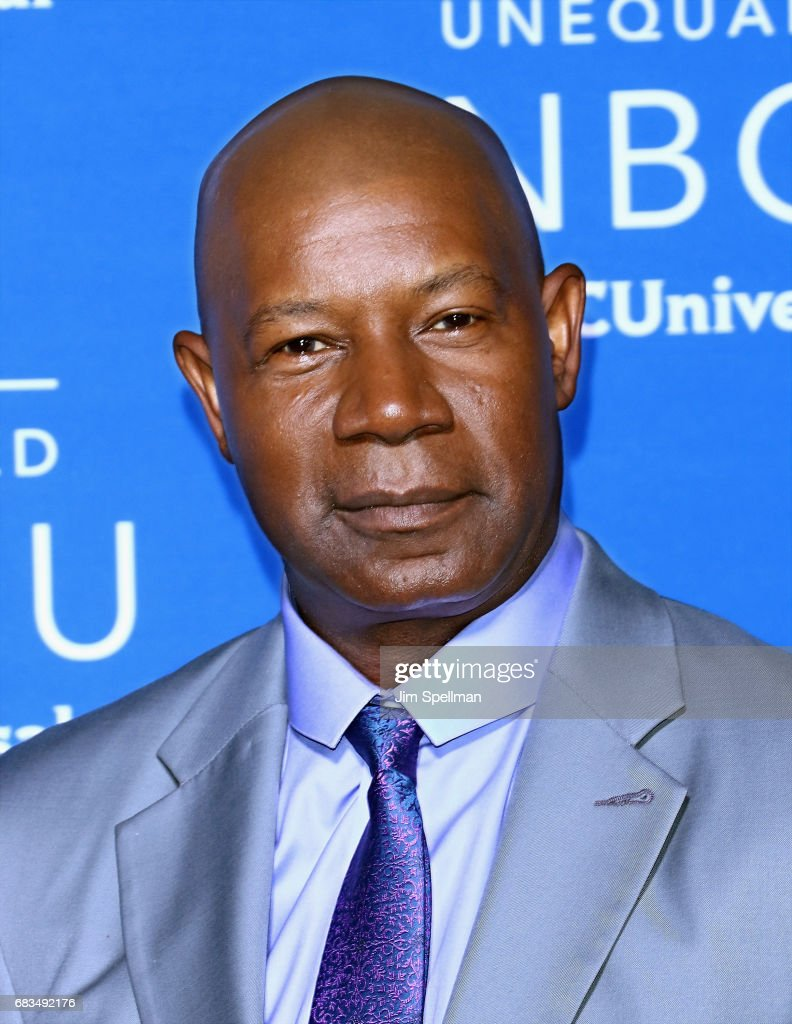 Actor Dennis Haysbert attends the 2017 NBCUniversal Upfront at Radio City Music Hall on May 15, 2017 in New York City.