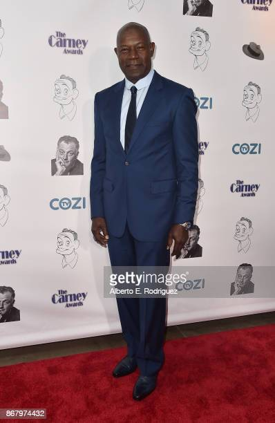 Actor Dennis Haysbert attends the 3rd Annual Carney Awards at The Broad Stage on October 29 2017 in Santa Monica California
