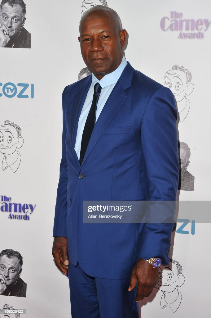 Actor Dennis Haysbert attends the 3rd Annual Carney Awards at The Broad Stage on October 29, 2017 in Santa Monica, California.