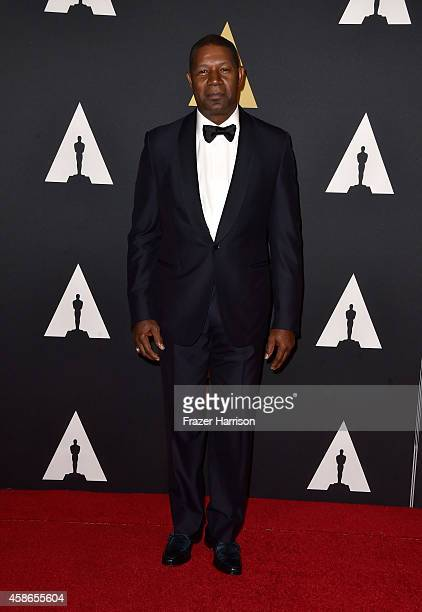 Actor Dennis Haysbert attends the Academy Of Motion Picture Arts And Sciences' 2014 Governors Awards at The Ray Dolby Ballroom at Hollywood Highland...