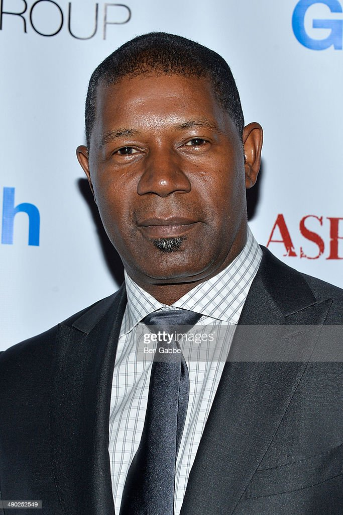 Actor Dennis Haysbert attends the Gersh New York Upfronts Party at Asellina at the Gansevoort on May 13, 2014 in New York City.
