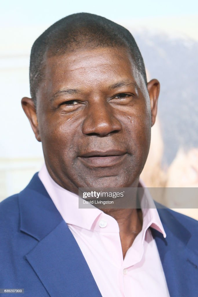 Actor Dennis Haysbert attends the premiere of Warner Bros. Pictures' 'Fist Fight' at Regency Village Theatre on February 13, 2017 in Westwood, California.