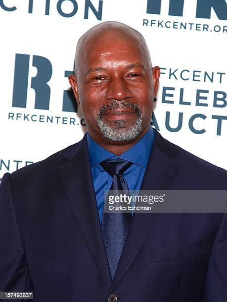 Actor Dennis Haysbert attends the Robert F Kennedy Center for Justice and Human Rights 2012 Ripple of Hope gala at The New York Marriott Marquis on...