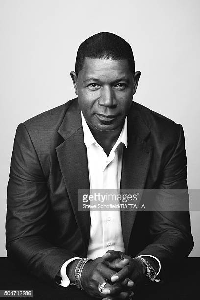 Actor Dennis Haysbert poses for a portrait at the BAFTA Los Angeles Awards Season Tea at the Four Seasons Hotel on January 9 2016 in Los Angeles...