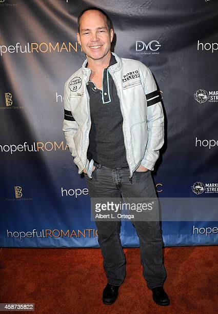 Actor Dennis Hensley arrives for the Special Screening of Matt Zarley's hopefulROMANTIC With George Takei held at American Film Institute on November...