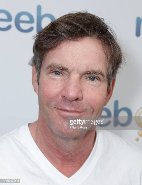 Actor Dennis Quaid attends the GBK Golden Globes Gift Lounge at The London Hotel on January 14 2011 in West Hollywood California