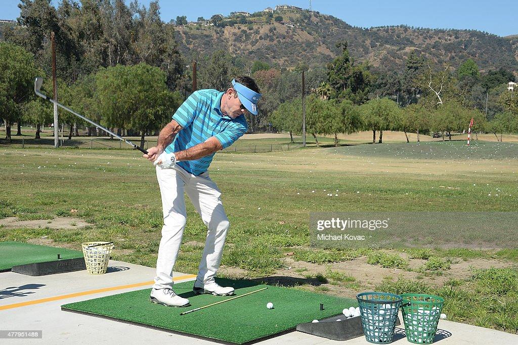 Los Angeles Police Memorial Foundation Celebrity Golf Tournament : News Photo