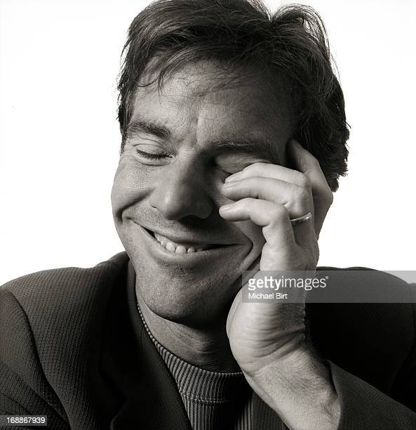 Actor Dennis Quaid is photographed on September 2 1995 in London England