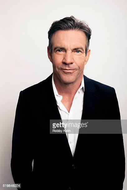 Actor Dennis Quaid photographed at the 2015 Summer TCAs for The Wrap on July 30, 2015 in Hollywood, California.