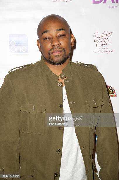 Actor Dennis White attends the Los Angeles Premiere of the film Lap Dance at ArcLight Cinemas on December 8 2014 in Hollywood California