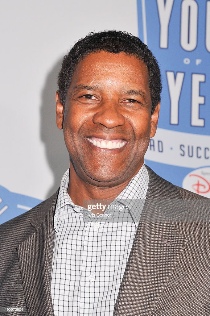 Actor Denzel Washington attends the 2015 Boys and Girls Clubs of America National Youth of the Year celebration at the National Building Museum on September 29, 2015 in Washington, DC.