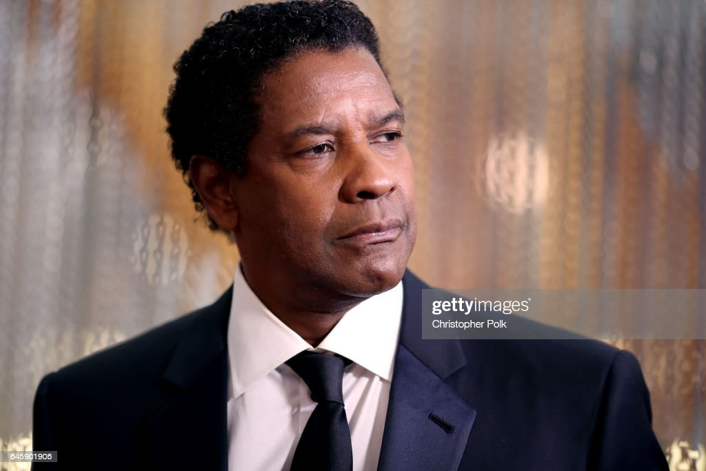 Actor Denzel Washington attends the 89th Annual Academy Awards at Hollywood & Highland Center on February 26, 2017 in Hollywood, California.