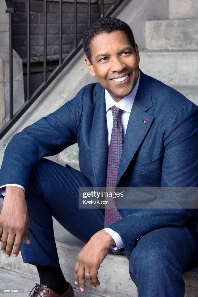 Actor Denzel Washington is photographed for Essence Magazine on October 1, 2016 in Los Angeles, California.