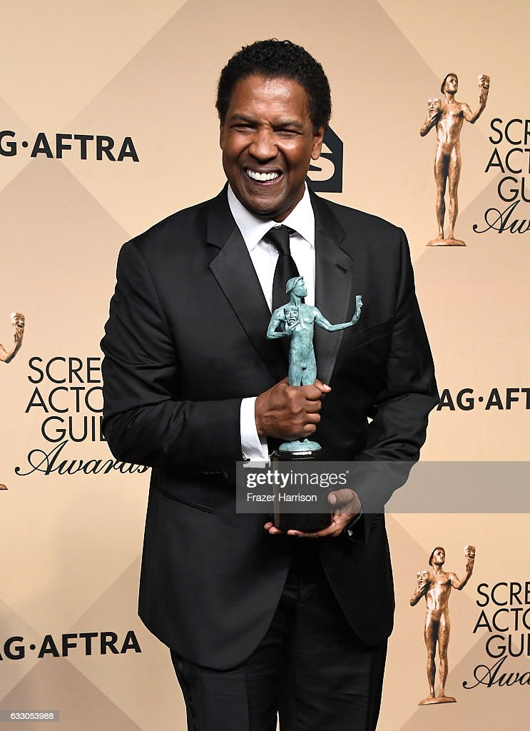 The 23rd Annual Screen Actors Guild Awards - Press Room