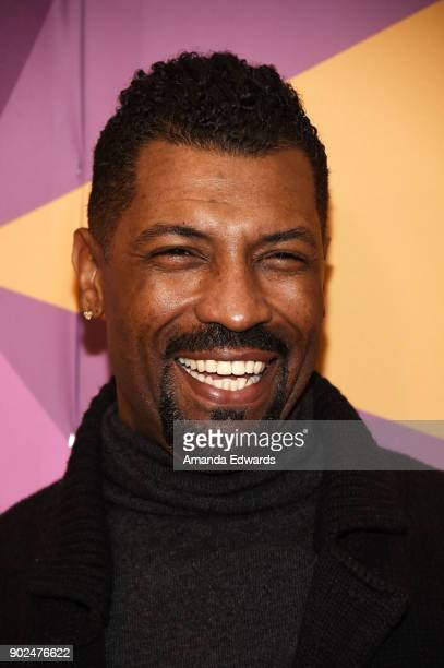 Actor Deon Cole arrives at HBO's Official Golden Globe Awards After Party at Circa 55 Restaurant on January 7 2018 in Los Angeles California