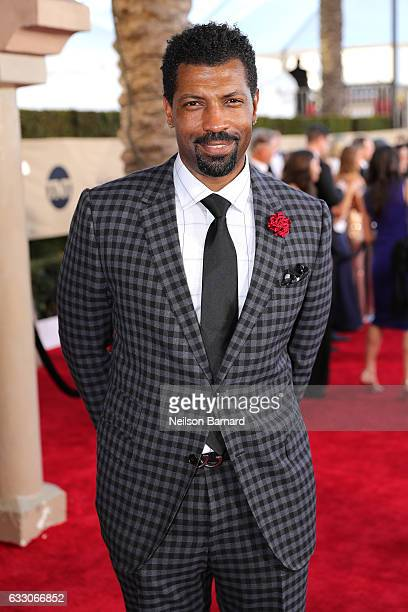 Actor Deon Cole attends the 23rd Annual Screen Actors Guild Awards at The Shrine Expo Hall on January 29 2017 in Los Angeles California