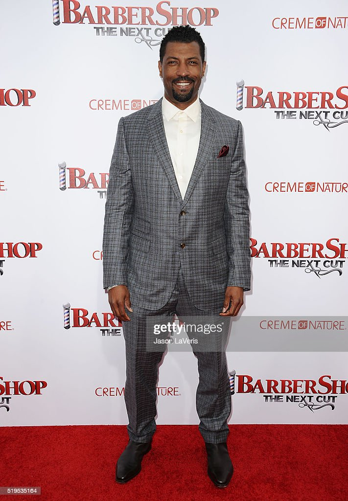 "Premiere Of New Line Cinema's ""Barbershop: The Next Cut"" - Arrivals"