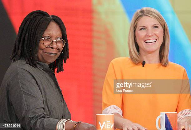 THE VIEW Actor Derek Luke is the guest today Tuesday June 23 2015 on Walt Disney Television via Getty Images's The View The View airs MondayFriday on...