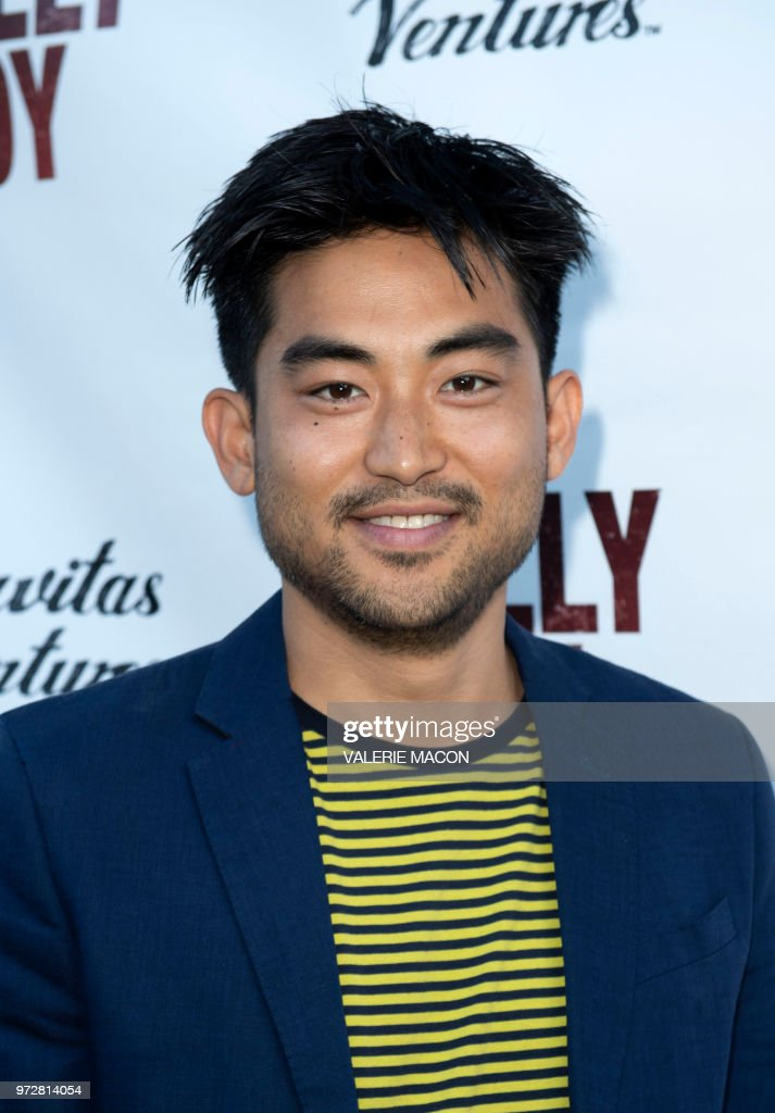 Actor Derek Mio attends the Los Angeles Premiere of Billy Boy, at the Laemmle Music Hall on June 12, 2018, in Beverly Hills, California.