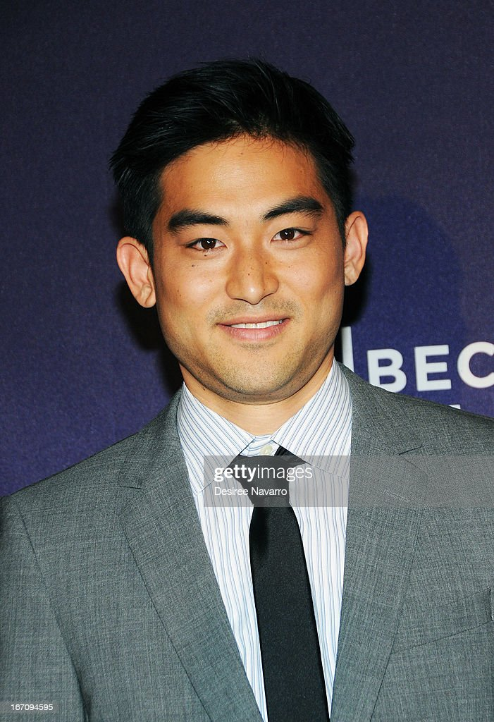 Actor Derek Mio attends the screening of 'G.B.F.' during the 2013 Tribeca Film Festival at Chelsea Clearview Cinemas on April 19, 2013 in New York City.