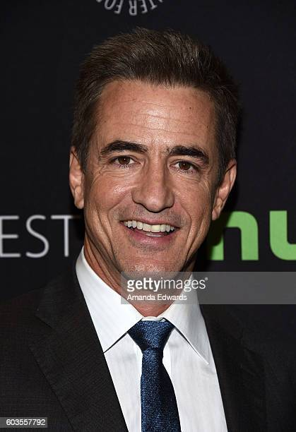 Actor Dermot Mulroney arrives at The Paley Center for Media's PaleyFest 2016 Fall TV Preview for CBS at The Paley Center for Media on September 12...