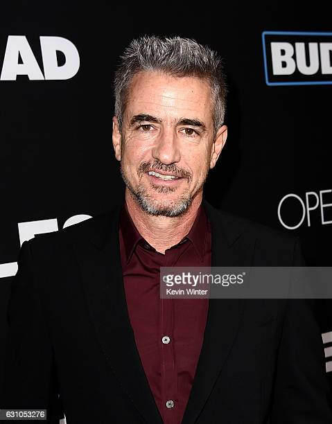 Actor Dermot Mulroney arrives at the premiere of Open Road Films' Sleepless at the Regal LA Live Stadium 14 Theatre on January 5 2017 in Los Angeles...