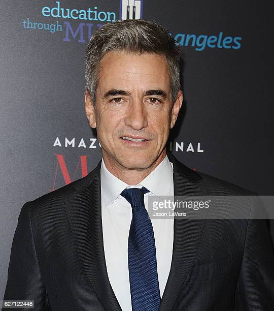 Actor Dermot Mulroney attends a screening of Mozart in the Jungle at The Grove on December 1 2016 in Los Angeles California
