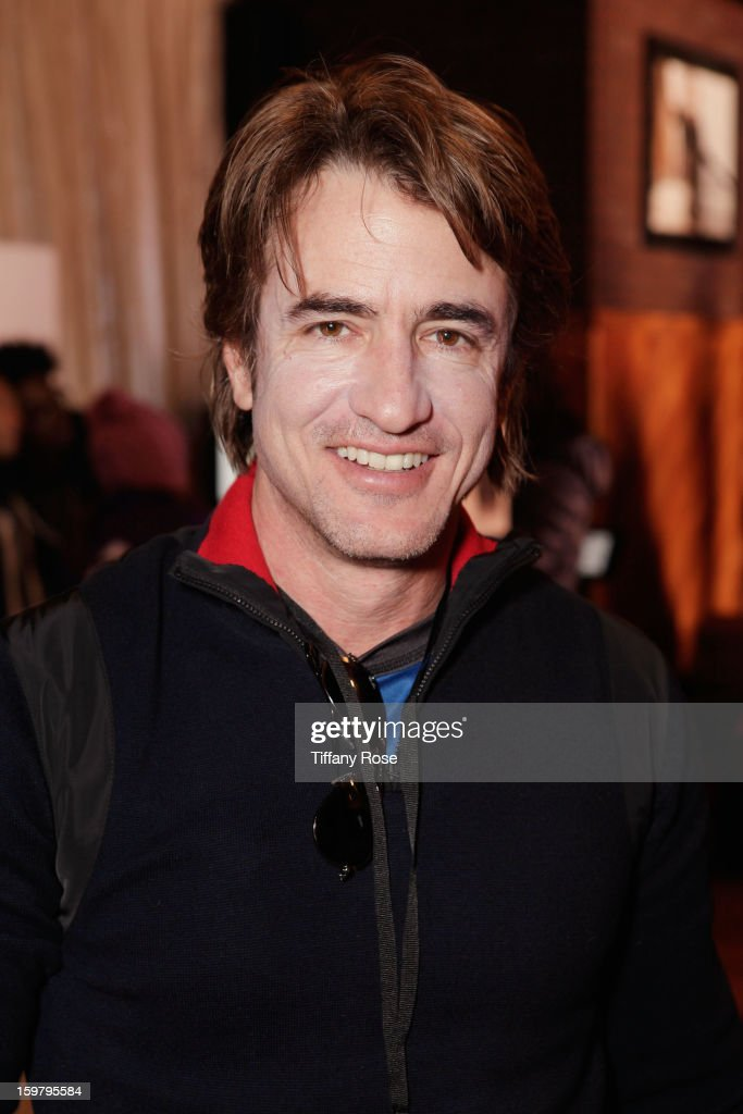 Actor Dermot Mulroney attends Day 3 of Tea of a Kind at Village At The Lift 2013 on January 20, 2013 in Park City, Utah.