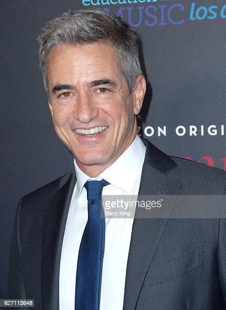 Actor Dermot Mulroney attends screening event for Amazon's 'Mozart In The Jungle' at The Grove on December 1 2016 in Los Angeles California