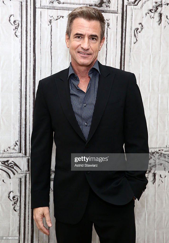 "The Build Series Presents Dermot Mulroney Discussing The New Show ""Pure Genius"""