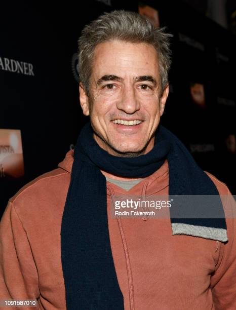 Actor Dermot Mulroney attends the premiere of Cinedigm Entertainment Group's SGT Will Gardner at ArcLight Hollywood on January 08 2019 in Hollywood...