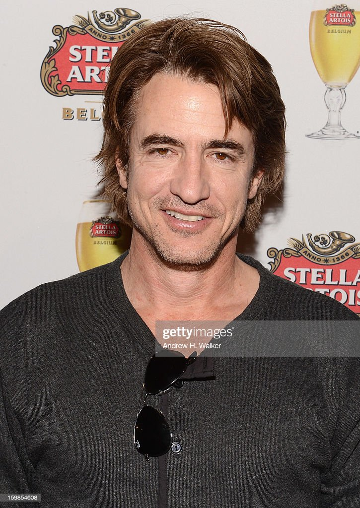 Actor Dermot Mulroney attends the Stella Artois press junket for 'The Ramblers' at Village at the Lift on January 21, 2013 in Park City, Utah.