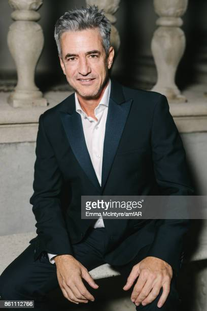 Actor Dermot Mulroney poses for a portrait at Ron Burkle's Green Acres Estate on October 13 2017 in Beverly Hills California